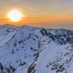 Fagaras Mountains in winter, Romania - PhotoDune Item for Sale