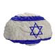 Israel. Flag on Human brain. 3D illustration. - PhotoDune Item for Sale