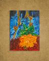 Colorful original oil painting - PhotoDune Item for Sale