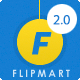 Flipmart - Responsive Ecommerce WordPress - ThemeForest Item for Sale