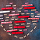 beautiful heart made of clothespins on stone background - Valentine's day concept - PhotoDune Item for Sale