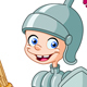 Knight Kid - GraphicRiver Item for Sale