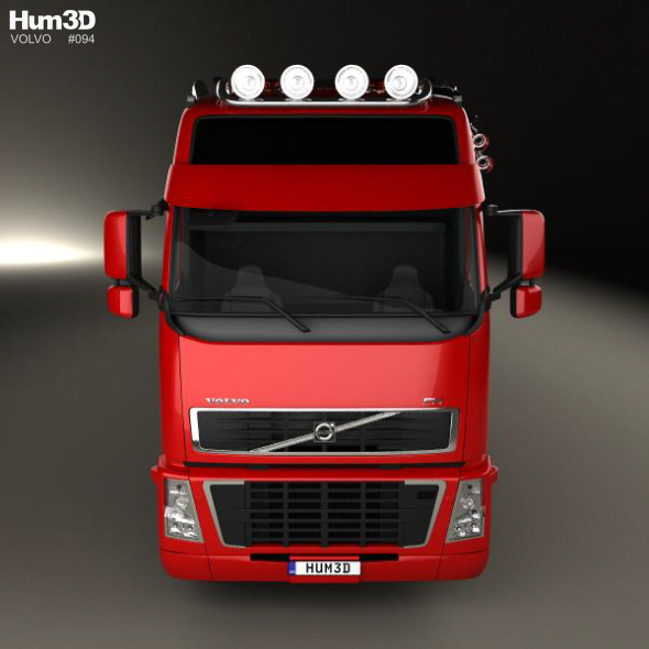 Volvo FH Tow Truck 2008