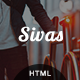 Sivas - Personal One Page Template - ThemeForest Item for Sale