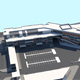 Border Control and Administration Buildings - 3DOcean Item for Sale
