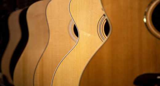 Romantic Guitar music