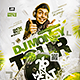 Dj Concert Flyer - GraphicRiver Item for Sale