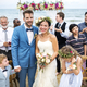 Young Caucasian couple's wedding day - PhotoDune Item for Sale