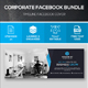 Corporate Facebook Cover Bundle - GraphicRiver Item for Sale