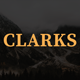 Clarks CV/Resume/vCard Template