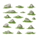 Collection of Some Stones - GraphicRiver Item for Sale