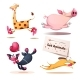 Animals - GraphicRiver Item for Sale