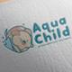 Aqua Child Logo Design - GraphicRiver Item for Sale