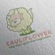 Cauliflower Logo Design - GraphicRiver Item for Sale