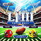 American Football Super Ball Banners vol.2 - GraphicRiver Item for Sale