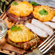 Juicy steak with pineapple - PhotoDune Item for Sale