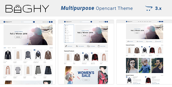 6 Best OpenCart Themes  for August 2020