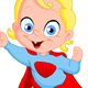 Superbaby - GraphicRiver Item for Sale
