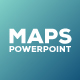 Maps Powerpoint Templates - GraphicRiver Item for Sale