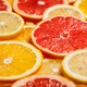 Colorful citrus fruit slices - PhotoDune Item for Sale