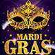 Mardi Gras - GraphicRiver Item for Sale