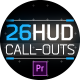 HUD CallOuts - VideoHive Item for Sale