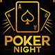 Poker Night - GraphicRiver Item for Sale