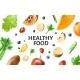 Vector Healthy Food - GraphicRiver Item for Sale