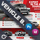 Commercial Vehicle Bundle Templates - GraphicRiver Item for Sale