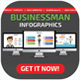 Businessman Keynote Presentation - GraphicRiver Item for Sale
