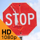 Stop Sign with Grunge - VideoHive Item for Sale
