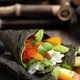 Temaki roll closeup - PhotoDune Item for Sale