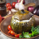 Stuffed round squash - PhotoDune Item for Sale