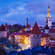 Tallinn Medieval Old Town, Estonia - PhotoDune Item for Sale