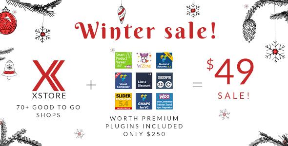 XStore   Responsive Multi-Purpose WooCommerce WordPress Theme - WooCommerce eCommerce