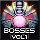Space Ship Pack Bosses Vol 1 - GraphicRiver Item for Sale
