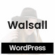 Walsall - Minimal Digital Agency WordPress Theme - ThemeForest Item for Sale