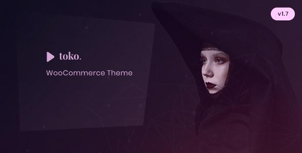 Toko - WooCommerce Multipurpose Theme - WooCommerce eCommerce