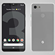 Google Pixel 3 XL White - 3DOcean Item for Sale