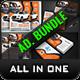 Car Wash Advertising Bundle Vol. 4 - GraphicRiver Item for Sale