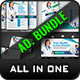 Medical Health Care Advertising Bundle - GraphicRiver Item for Sale