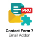 Contact Form 7 Email Add on Pro