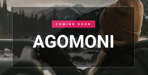 Agomoni || Under Construction / Coming Soon Template
