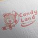 Candy Land Logo Design - GraphicRiver Item for Sale