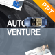 Autoventure Automotive PowerPoint Template - GraphicRiver Item for Sale