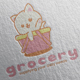 Grocery Logo Design - GraphicRiver Item for Sale