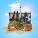 Indonesia (Unity in Diversity) - GraphicRiver Item for Sale