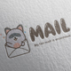 Mail Logo Design - GraphicRiver Item for Sale