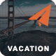 Vacation - Multipurpose Responsive Email Template With Online Stampready Builder Access