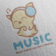 Music Logo Design - GraphicRiver Item for Sale